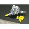 China 黄色い色の安全足場付属品のためのプラスチック管のエンド キャップの保護装置 wholesale