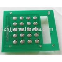 China Poly/metal dome membrane switch on sale