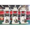 China 100 Ton Hydraulic Press Machine , Automotive Press Machine For Friction Materials wholesale