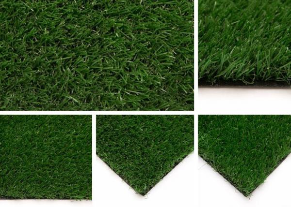 Quality PE Green Artificial Grass / Landscaping Grass Environmental for sale