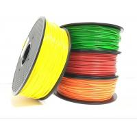 China 28 Types 46 Colors 1.75mm 2.85mm 3mm 3D Printer Filament With Free Sample wholesale