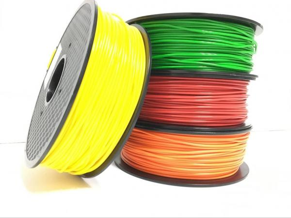 Quality 28 Types 46 Colors 1.75mm 2.85mm 3mm 3D Printer Filament With Free Sample for sale