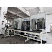 China Intuitive human interface contact cards pvc lamination machine , id card laminator 32000 cards / hour on sale