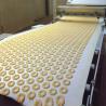 China PVC / PU White Rubber Conveyor Belt Food Grade With Customized Size wholesale