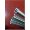 China Customized 6000 Series Aluminium Window Construction Curtain Tubing Anodizing Surface wholesale
