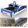 China Pórtico de la cortadora del laser de la chapa 7KW con el bastidor de la aleación del magnesio wholesale