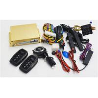 China Car Ignition Invisible Alarm Engine Start Stop System Remote Starter One Way Type on sale