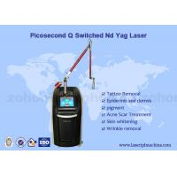 China 2000W high power picosure laser/pico laser new laser for tattoo removal machine wholesale