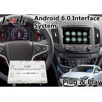Buy cheap Android 6.0 Auto Navigation Interface для 2013-2016 гг. Opel Insignia Intellilin from wholesalers