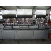 China Electric Stainless Steel Automatic Tin Cup Filling And Sealing Machine For Shrimp Paste wholesale