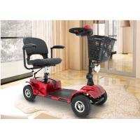 Four Wheel Mobility Scooter Wheelchair For Elderly People OEM Available
