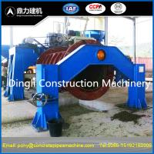 China Horizontal Concrete Pipe Manufacturing Machine on sale