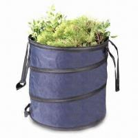 China Garden Bag, Made of Polyester Fabric, Measures 47x50cm wholesale