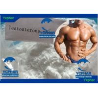 China 1255 49 8 Testosterone Propionate Bodybuilding Hormone Supplements Pharma Steroids wholesale