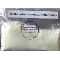 China Natural Raw Steroid Powders Methenolone Acetate Primobolan For Bodybuilding 434-05-9 wholesale