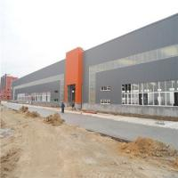 China Professional Constructure Design Ligh Steel Structure Prefab Warehouse on sale