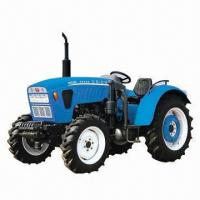 China Tractor with 7.50-16 Front Tire Models and Hydraulic Steering Type wholesale