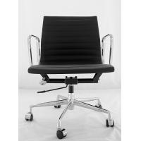 China Contemporary Executive Leather Office Chair Soft Pad Back Wear Resistant on sale