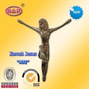 China метал крест сплава цинка размера 12.5*15км Иисуса & часть распятия для похоронного ритуала или церков wholesale