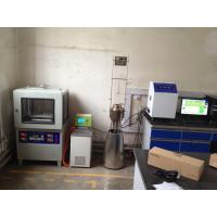 Buy cheap EN ISO 1182 Non Combustibility Flammability Testing Equipment For Building from wholesalers