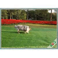 China Residential / Commercial Landscaping Pet Artificial Turf With Monofil PE Curly PPE Materal wholesale