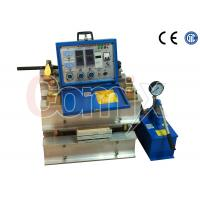 China Long Torn Rubber Conveyor Belt Repair Machine XBQ-3 100 PSI Pressure on sale