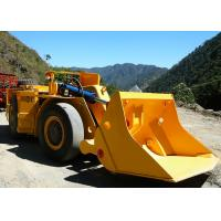 Buy cheap High Proven Reliability Load Haul Dump Machines 4 Tons Tramming Capacity from wholesalers