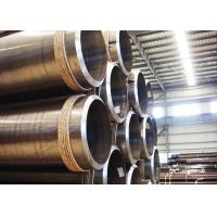 China Hollow Bar Seamless Alloy Steel Tube Mechanical Tubes Pipes Grade 4340 Astm A519 wholesale