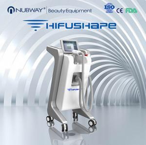 China HIFU body slimming belly fat loss machine / body slimming anti cellulite vacuum machine on sale