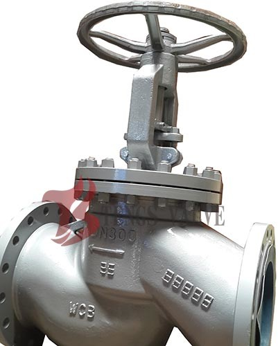 Quality Rising Stem Industrial Globe Valve , Gear Operated Globe Valve Manual for sale