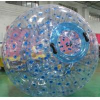 China 1.70M Walk Water Human Bubble Ball , Inflatable Rolling Ball Outdoor Snow Games wholesale