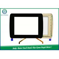 China 3 Layers P / F / G 4 Wire Resistive Touch Panel 6.9 Inches For Medical Device wholesale