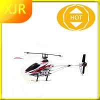 China Big 4 ch single blade High Quality helicopter toys with Led Light wholesale
