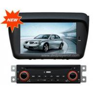 "China 8""Mitsubish L200 Auto Audio Video Car DVD Player with GPS wholesale"