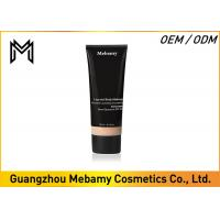 China Leg / Body Makeup Liquid Mineral Foundation SPF 25 Medium Coverage Long Lasting wholesale