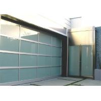 China Colored / Tinted / White Frosted Glass Sheets 4mm - 19mm Thickness For Window wholesale