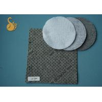China Polyester Needle Punched Non Woven Felt Fabric With Dots For Carpet Backing wholesale
