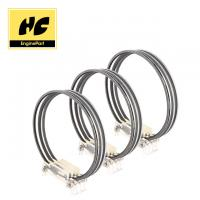 China Used for diesel Engine Parts piston rings suppliers 6D16T 6D22 piston and rings on sale