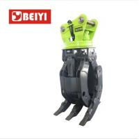 China 1-30t Excavator Hydraulic Multi-Function Grab Bucket For Scrap/Stone/Wood/Timber/Log Grapple Made In China on sale