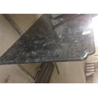 China Precision Prefab Kitchen Countertops Natural Volgua Blue Granite Slab wholesale