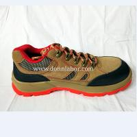 China New Design Anti-Smashing Cheap Steel Toe Safety Shoes Running Outdoor Sport Shoes wholesale