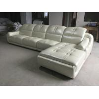 China A849;  L shape modern leather sofa, modern home furniture,office furniture, living room furniture, China sofa wholesale