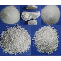 China chemical industrial used high hardness high purity silica sand wholesale