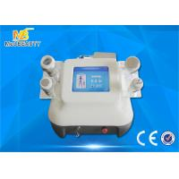 China Face Lifting Ultrasonic Cavitation Rf Slimming Machine , 8 Inch Color Touch Screen wholesale
