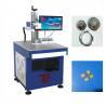 China Fibra 20W da máquina da marcação do laser do metal da precisão ±0.003mm 20 quilohertz - 100 quilohertz wholesale