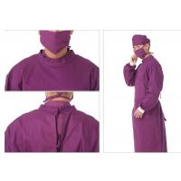 China Reinforced pure cotton protective clothing Medical high-quality surgical gown on sale