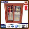 China aluminium windows with grill design wholesale
