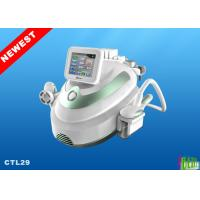 400w Input Voltage Consumption Cool Fat Reduction Machine With 28KHZ Cavitation Handle