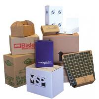 China Vairous Corrugated Packaging Boxes With Lids , Small Cardboard Gift Boxes wholesale