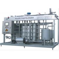 China Soft Drink / Soda Water Carbonated Drink Production Line Stainless Steel wholesale